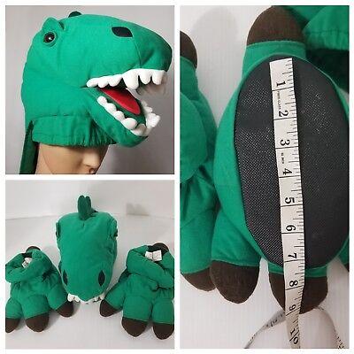 Cranium Inc Dragon Head and Feet Childs Costume Halloween Play Sound Box in Feet - Box Head Costume