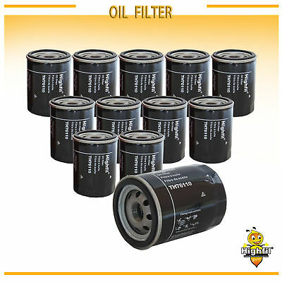 - 12pcs New Premium Spin-On Engine Oil Filter Case of 12 Fit GM Various Models