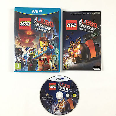 Jeu Lego - La grande aventure - Le jeu vidéo Sur Console Nintendo Wii U