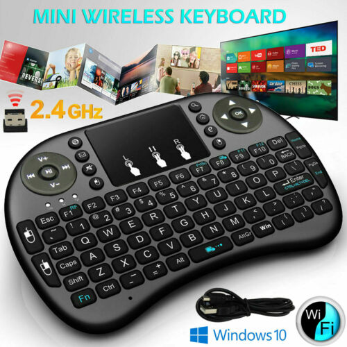 2.4G Mini Wireless Keyboard+Touch-pad Mouse For Android/Smar
