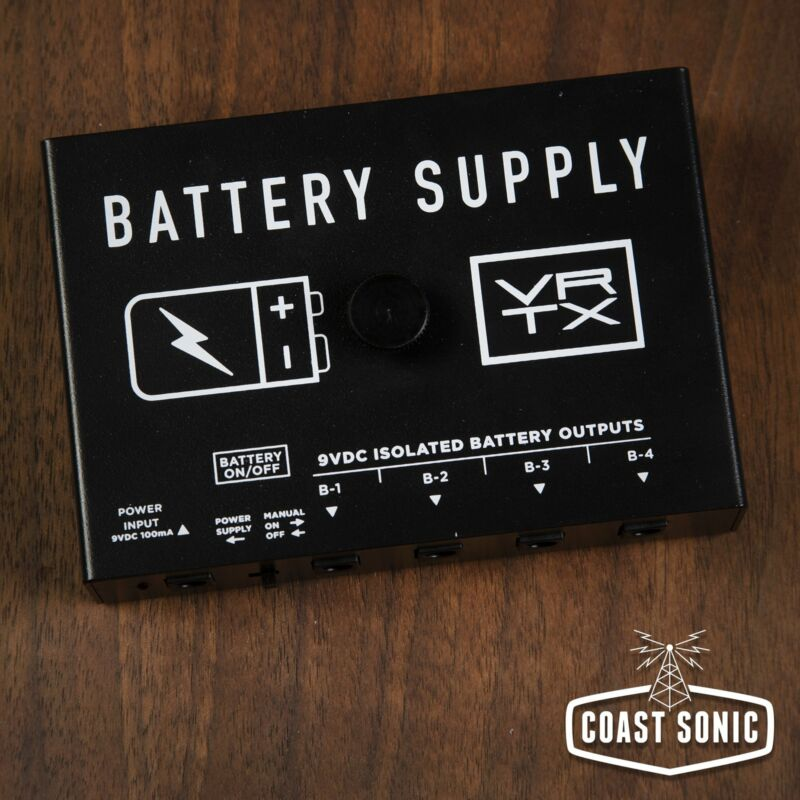 Vertex Effects Battery Power Supply