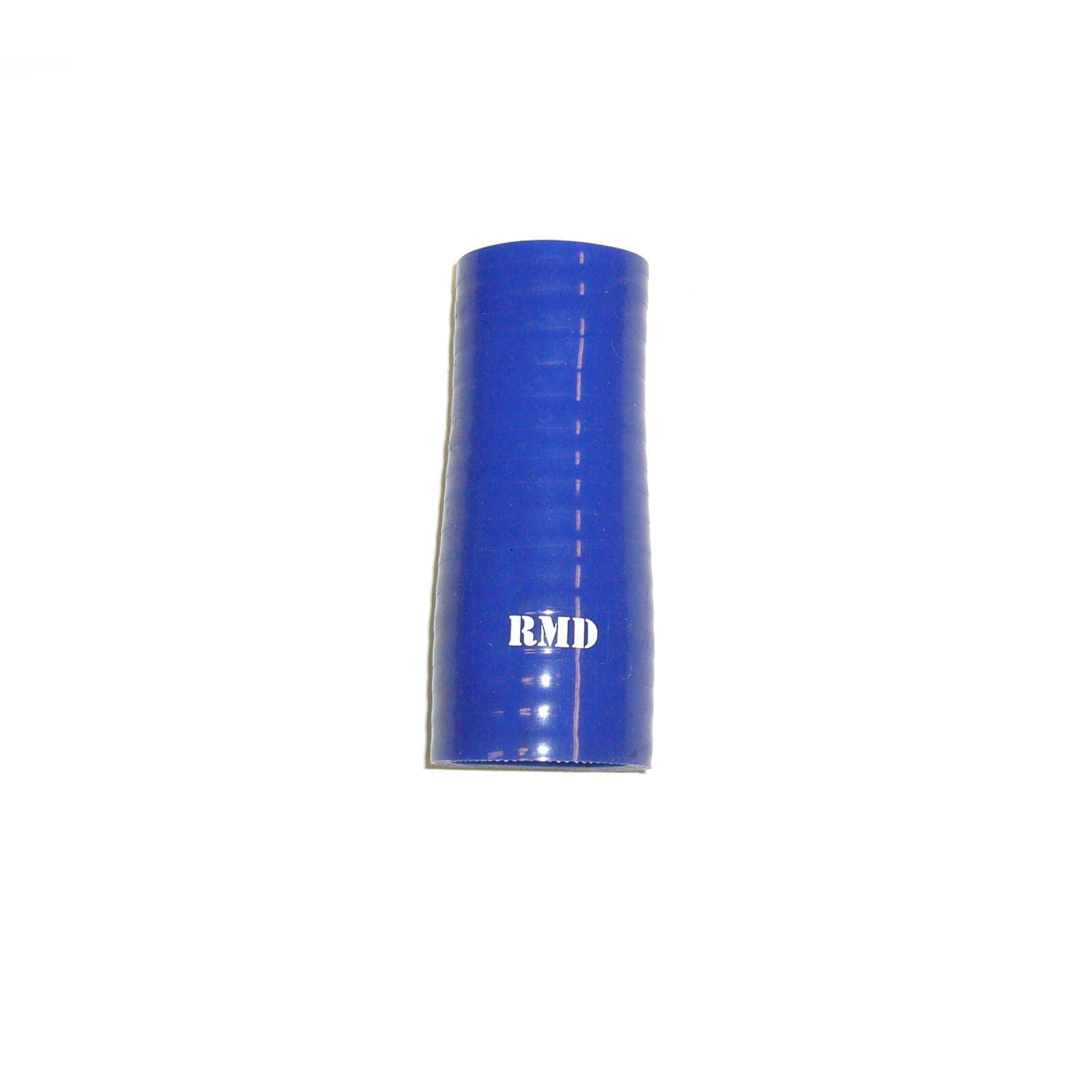 sourcingmap Car 57-70mm Inner Dia 90 Degree Elbow Silicone Hose Reducer Blue