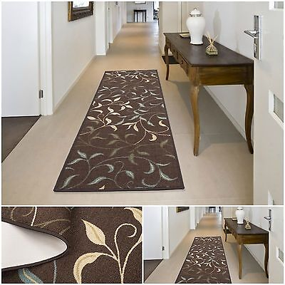 Carpet Runner Rug Oriental Hall Area Rugs Modern Long Floor Rubber Mat - Hall Floor