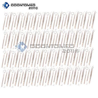 180 Instruments Basic Dental Set Mirror Explorer Plier Instruments Econom Pr-146