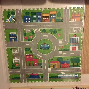 Kids play mat cars boys playroom mat West Pennant Hills The Hills District Preview