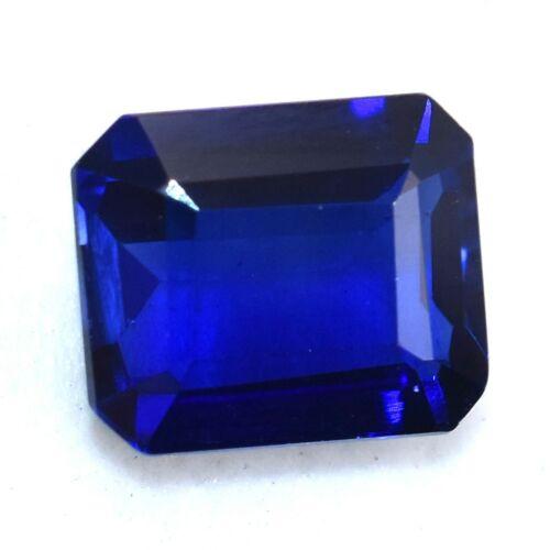 Natural 7.90 Ct Unheated Ceylon Blue Sapphire Certified Loose Gemstones