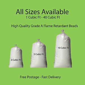 bean bag refill bean bag booster refill polystyrene filling top up 10783