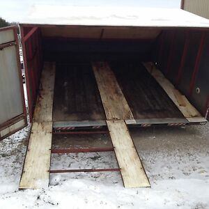Snowmobile trailer  Stratford Kitchener Area image 8