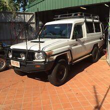 For sale 2009 Toyota Land Cruiser Troop Carrier work Mate Karama Darwin City Preview