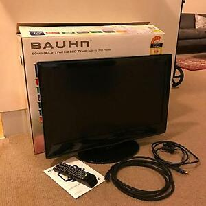 "Bauhn 23.6"" 1080 Full HD LCD TV with built-in DVD player Erskineville Inner Sydney Preview"