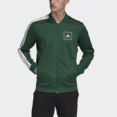 adidas 3-Stripes Piqué Track Jacket Men's