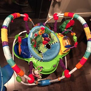 Baby Einstein Activity Jumper 75$!! Edmonton Edmonton Area image 1