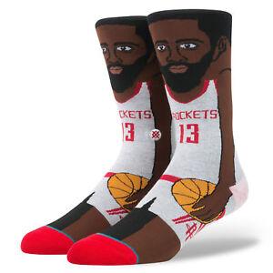 c26e35d2e3c0 Stance James Harden Cartoon NBA Series Men s Socks