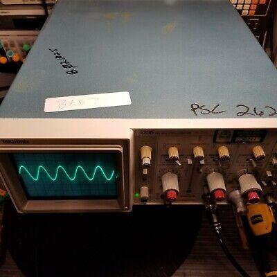 Tektronix 2235 100 Mhz Oscilloscope For Parts Or Repair