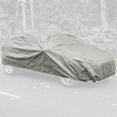 Medium Car Cover Water Resistant Breathable Rain UV Sun All Weather Protection
