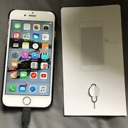 iPhone 6 gold 128GB unlocked Capalaba Brisbane South East Preview