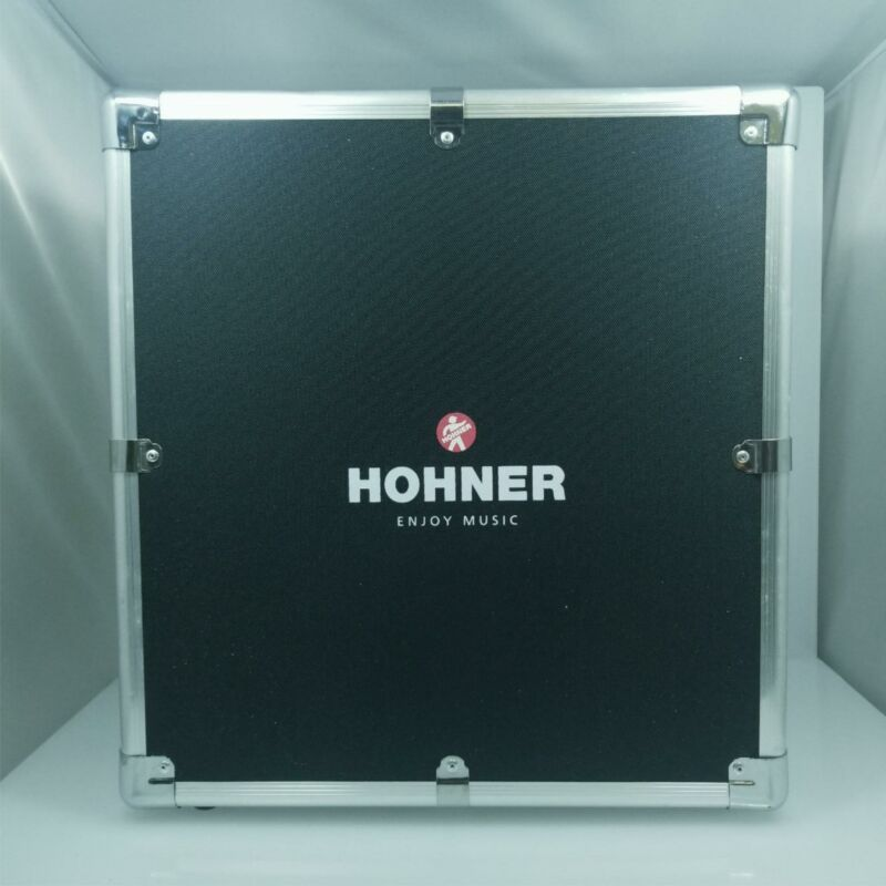 Hohner Accordion Carrying Case Hard Shell