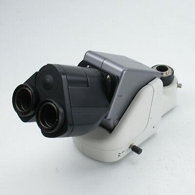Nikon C-te Ergonomic Microscope Head W C-tep Camera Port For Eclipse Series