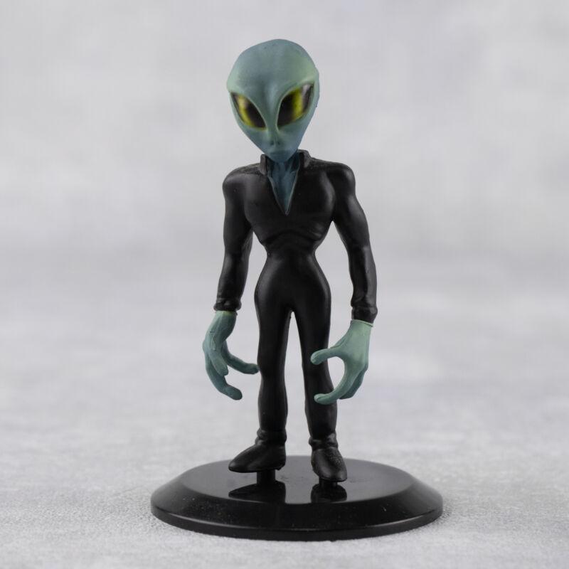 "#F79-554 Akutagawa ALIEN 3"" figure  Grey alien"