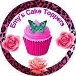 Emy's Cake Toppers