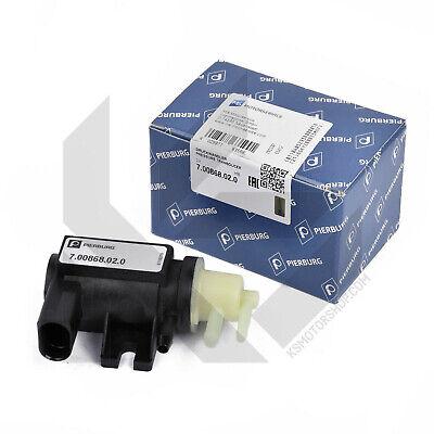 7.00868.02.0 PIERBURG Transductor de Presión Solenoide Turbocompresor 1J0906627B