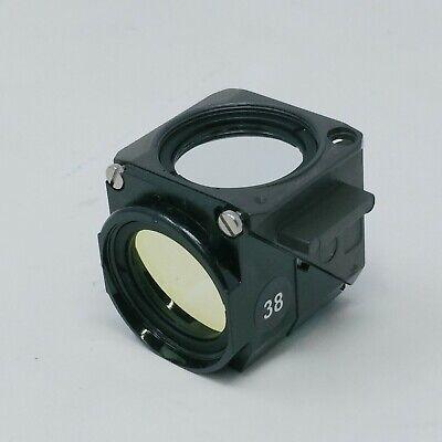 Zeise Microscope Fluorescence Filter Cube Set 38 He