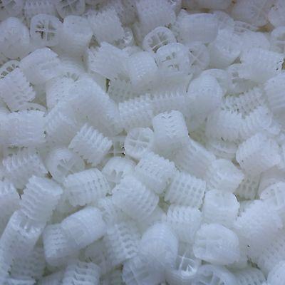 Hel-X 17 KLL 100 L Filtermedium Helix Filter Filtermaterial Koi Teich biocarrier