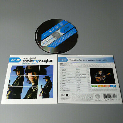 Playlist: the very best of Stevie ray vaughan and double trouble CD MINT (The Very Best Of Stevie Ray Vaughan And Double Trouble)