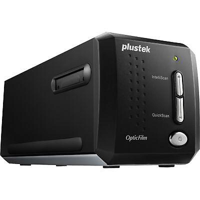 Plustek OpticFilm 8200i SE, Dia-Scanner, schwarz