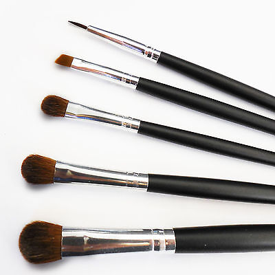 - Pro Black L M S Eye Mineral Makeup Brushes Bare Soft Eyeliner Eye Shadow Brush