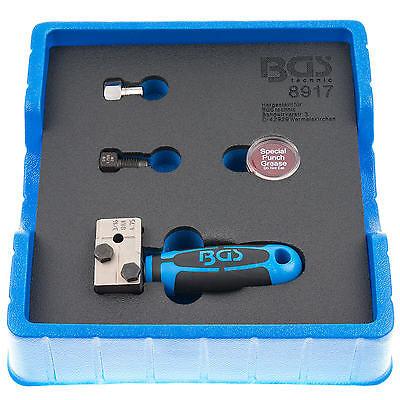 Bördelgerät 4.75 mm DIN Bremsleitung bördeln Bördel Werkzeug für Bremsleitungen