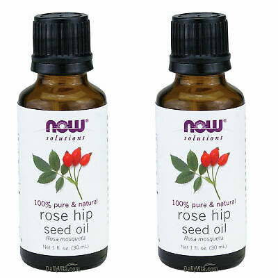 100 % Pure & Natural Rose Hip Seed Oil 1 Oz