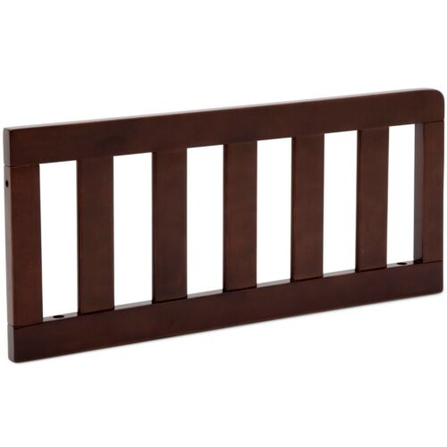 Delta Children Toddler Guardrail #0094, Walnut Espresso