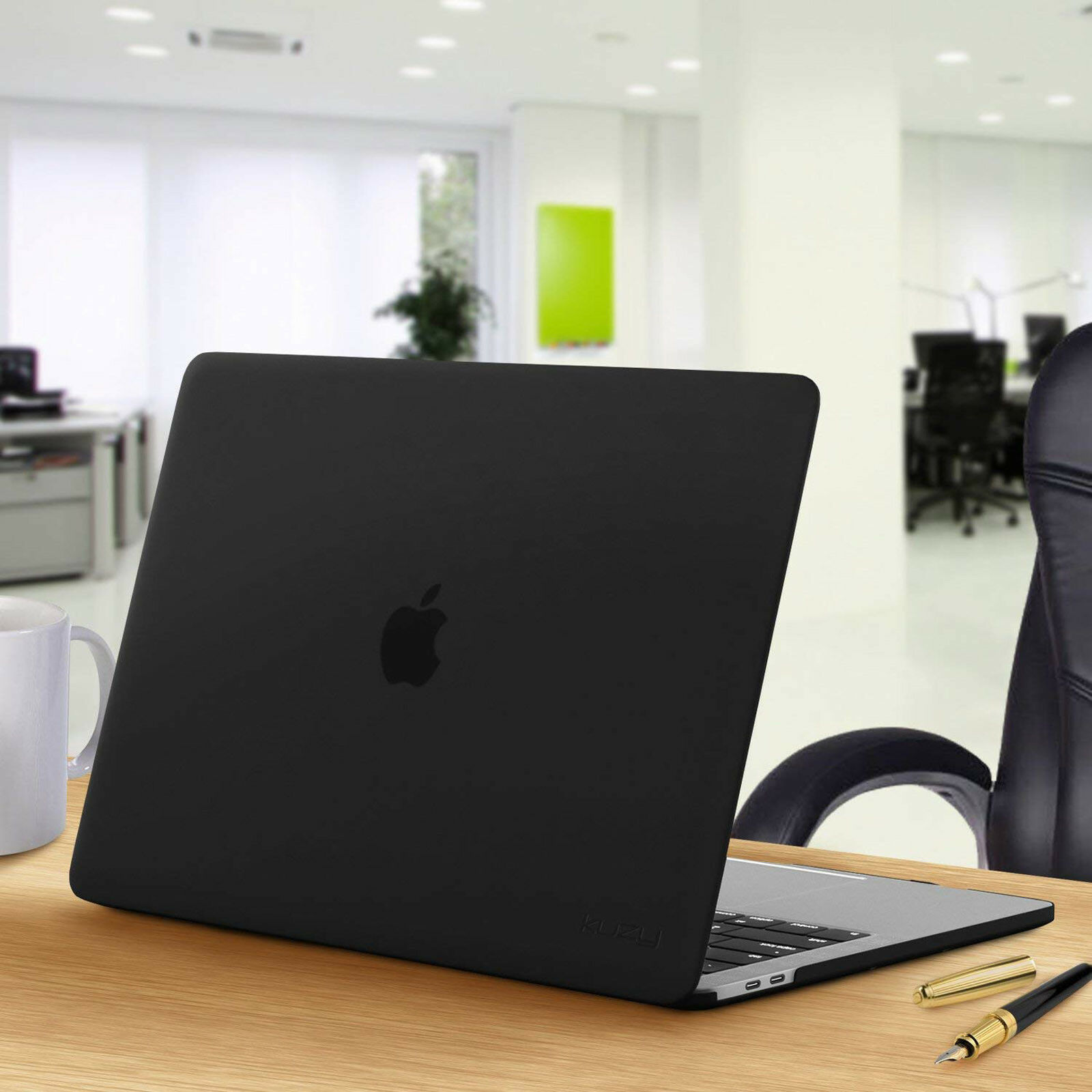 MacBook Air 13 Case 2018,Soft-Touch Matte Frosted Hard Shell