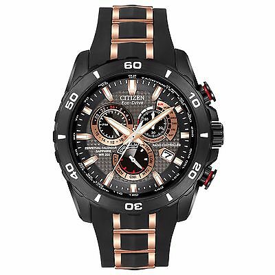 Citizen Eco-Drive Men's AT4029-01E Limited Edition A-T Chronograph 45mm Watch