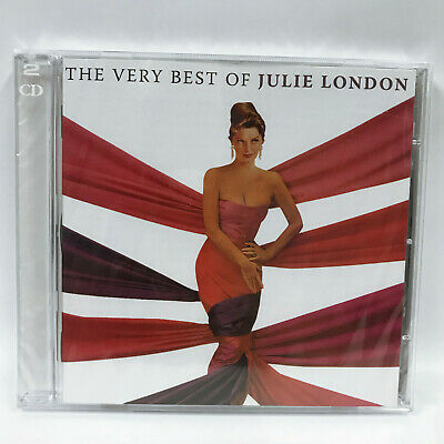 The Very Best of Julie London 2 CD set Vocal Jazz Brand New Sealed Torch
