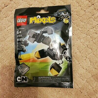 Lego 41503 Mixels KRADER Series 1   Brand new factory sealed in bag.