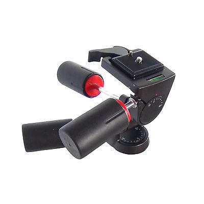 Testa per Cavalletto Treppiede WT010H 3D per Macchina fotografica Videocamera