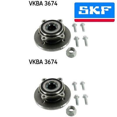 2 x SKF Radlagersatz Radnabe mit ABS-Sensor VKBA 3674 Vorderachse