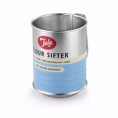 Tala Originals Retro Blue 1950's Flour Sifter