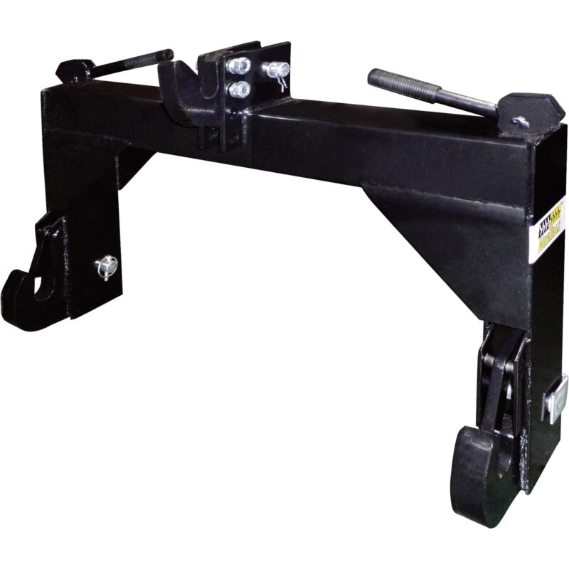 NorTrac 3-Pt. Quick Hitch - 30in.W, Category 1