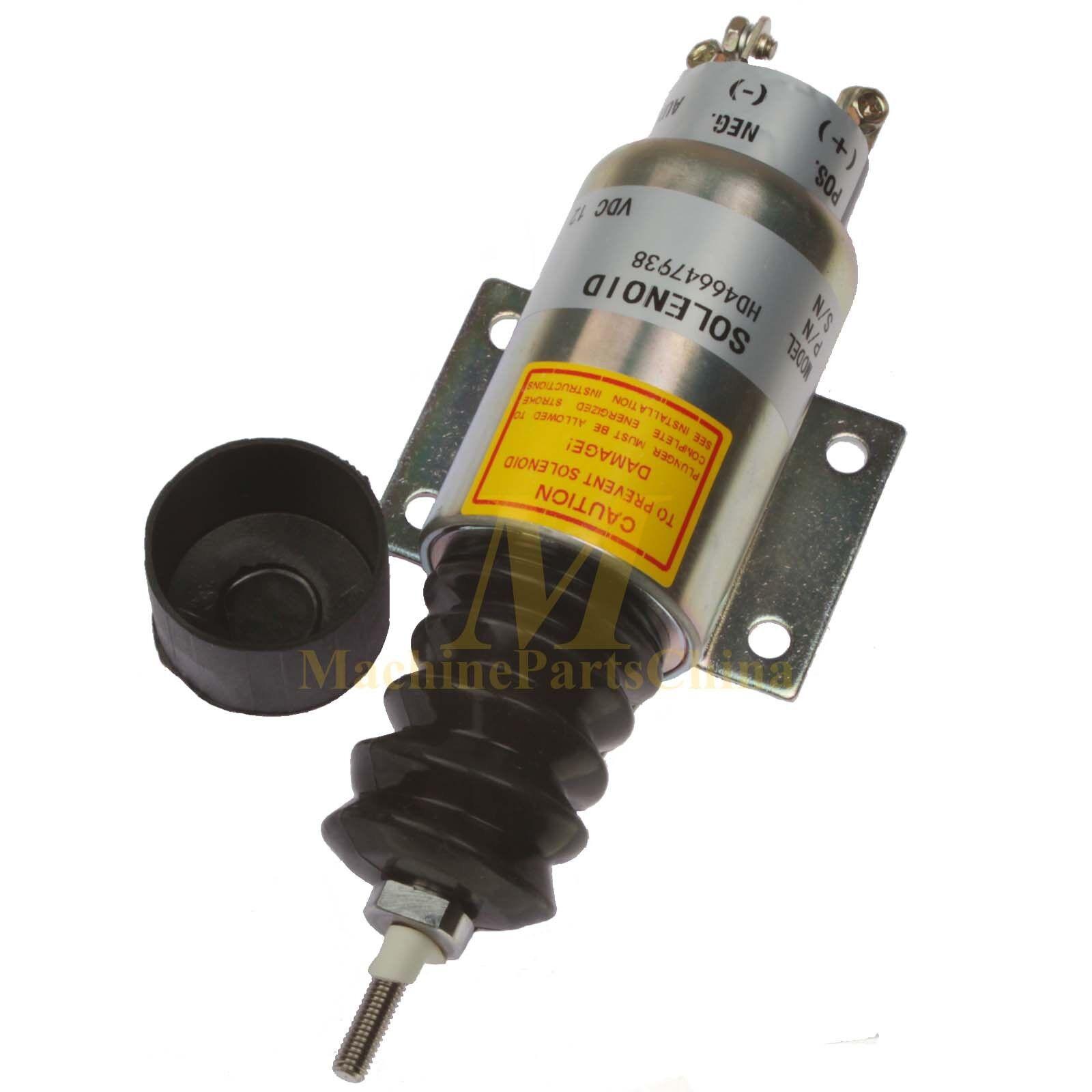 12V Diesel Shut Down Solenoid SA-4994-12 1757ES-12E8ULB1S5 1757ES-12E8ULB155