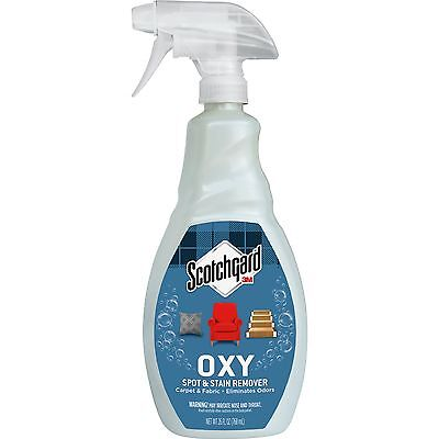 Oxy Carpet Cleaner (Scotchgard OXY Carpet Cleaner & Fabric Spot & Stain Remover 22oz Spray)