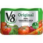 Gluten Free Fruit Juices V8