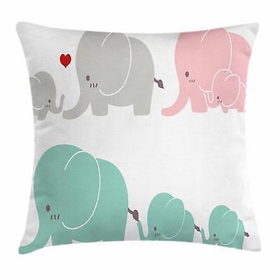 nursery animals throw pillow cases cushion covers