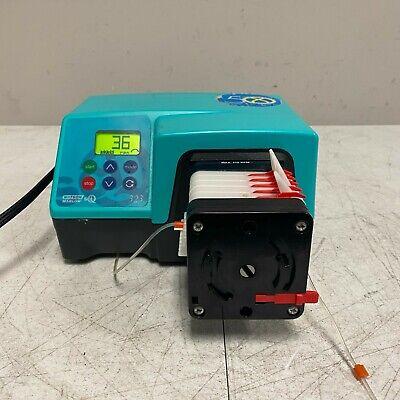 Watson-marlow Peristaltic Pump 323ed 400 Rpm W Pump Head Tested Working