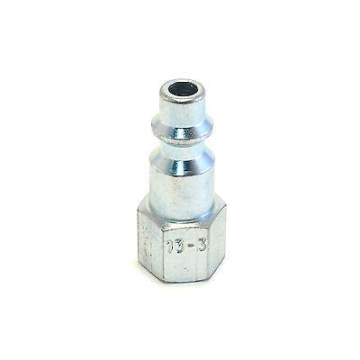 18 Npt Pneumatic Air Compressor Hose Female Quick Connect Fitting Coupler Plug