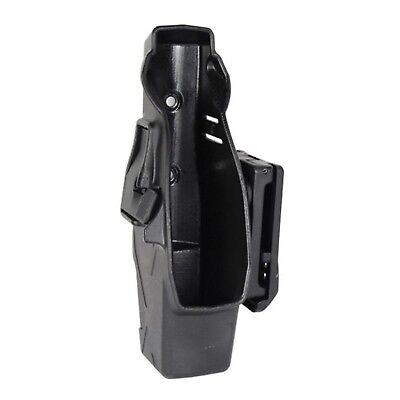 Blackhawk Police Duty Left Hand Holster For The Taser X26p - Kydex Black