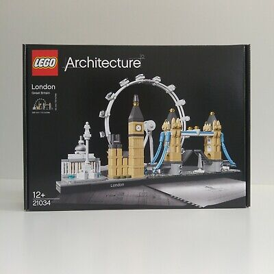LEGO Architecture London (21034) - BRAND NEW IN BOX