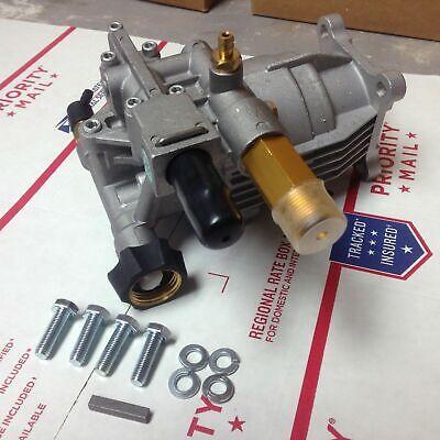 Pressure Washer Pump Kit Subaru Karcher 34 Horizontal 5-7 Hp 2800 Psi 2.5gpm